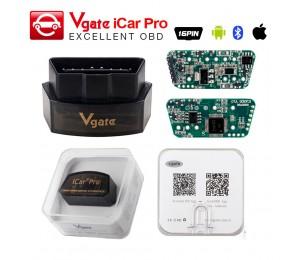 Vgate iCar Pro Bluetooth 4.0 OBD2-Scanner Für Android / IOS als icar2 ELM327 Bluetooth Auto Code Reader OBDII-Diagnosetool