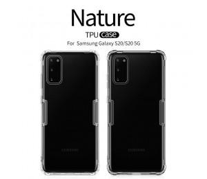 Nillkin Nature TPU Case für Samsung Galaxy S20