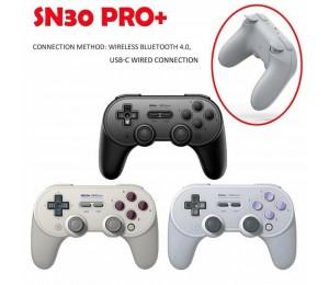 8BitDo SN30 PRO + Bluetooth Gamepad Controller