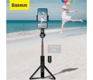 Baseus Schöner einachsiger Bluetooth Klappständer Selfie Stabilisator