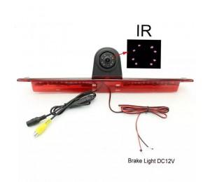 Auto 3rd Bremse Licht Rückansicht Kamera Wasserdichte IR Nachtsicht Parkplatz Rückfahr Kamera Für VW Crafter/Mercedes Benz Sprinter