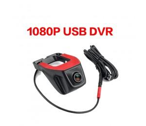 2020 auto DVR Dash Kamera Fahren Recorder 1080P USB Auto DVR Nacht Version Digital Video Recorder Für Android GPS player DVR CAM