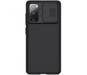 Nillkin CamShield Cover Case für Samsung Galaxy S20 FE 2020 (Fan Edition 2020)
