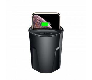 10w 7,5 W Drahtlose Auto Ladegerät Tasse Für iPhone XsMax/Xs/Xr/11/12 schnell Wirless Lade halter Lade Stehen Für Samsung HUAWEI