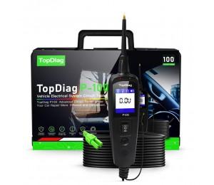 JDiag Power Pro P100 Neue Generation Automotive Elektrische Schaltung System Tester für Autos und Lkw