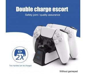 Dual Schnelle Ladegerät für PS5 Wireless Controller USB 3,1 Typ-C Ladestation Dock Station für Sony PlayStation5 PS5 Joystick gamepad