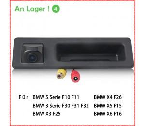 Auto Rückansicht Kamera Auto Parkplatz Monitor Für BMW 5 series F10 F11 / 3 serie F30 F31 F32 / X3 F25 / X4 F26 / X5 F15 / X6 F16