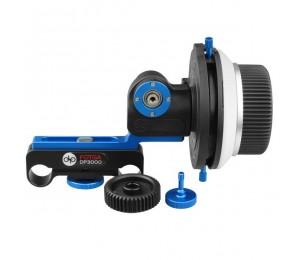 FOTGA DP3000 M2 mit A / B-Hartstopp Follow Focus Support 15 mm DV Film video für DSLR Geräte