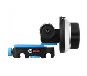 FOTGA DP3000 M3 QR Schnellspanner Folgen Fokus Support 15mm stange für BMCC FS700 A7III A7RII C100 C300 C500 DSLR HDSLR HDV