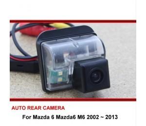Für Mazda 6 M6 2002 ~ 2013 Rückansicht Kamera Rückfahr Kamera Auto Back up Kamera HD CCD Nacht vision Fahrzeug Camera
