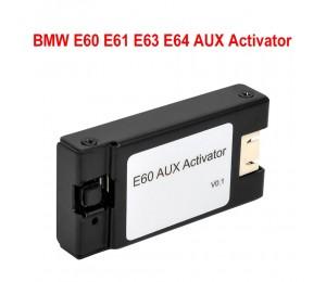 Für BMW E60 E61 E63 E64 AUX Aktivator Öffnen sie die original-auto ohne aux