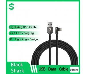 Black Shark Lightning USB-Datumskabel