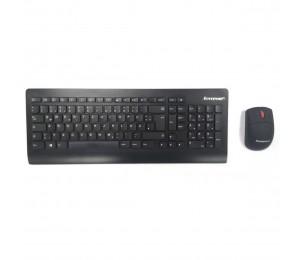 Lenovo tastatur und maus set Für zuhause büro Deutsch Französisch tastatur