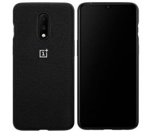 OnePlus 7 Nylon schwarz Schutzhülle
