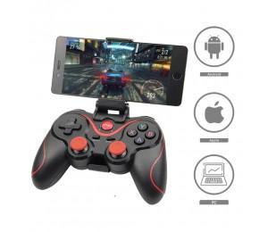Terios T3 X3 drahtloser Steuerknüppel Gamepad Spiel-Steuerpult bluetooth BT3.0 Steuerknüppel Für Handy-Tablette Fernsehkasten-Halter