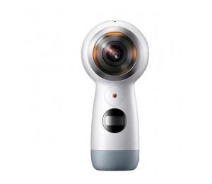 Samsung Gear 360 Panoramakamera Kompatibel mit Samsung Galaxy Note 8, Note 5, Galaxy S8, S8 +, S7, S7 Edge, S6, S6 Edge, S6 Edge +