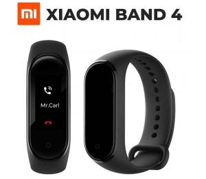 Xiaomi Mi Band 4 Smart Armband Fitness Armband Musik AI Armband Bluetooth 5.0 AMOLED Farbe Touchscreen