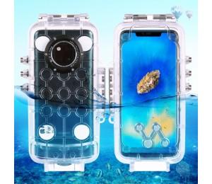 Huawei Mate 20 Pro PULUZ wasserdichte Unterwasser Schutzhülle