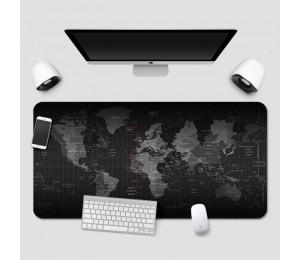 Weltkarte Rutschfestes Spiel Mousepad Große Mausunterlage