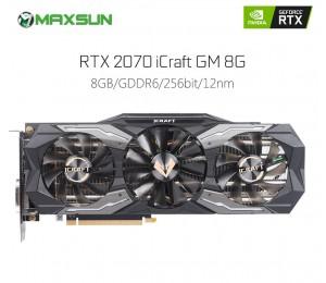 MAXSUN GeForce RTX 2070 ICraft GM 8G GDDR6 Grafikkarte