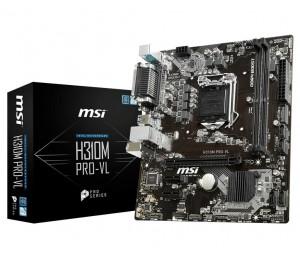 MSI H310M PRO-VL Motherboard