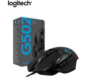 Logitech G502 HERO Professional Gaming-Maus 16000 DPI Gaming-Programmier Maus Einstellbare Lichtsynchronisation für Mausspieler