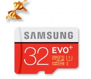 SAMSUNG EVO Plus Microsd Karte 512GB 256GB 128GB 64GB 32GB 100 Mb/s Class 10 Micro SD Karte Speicher Karte TF-Karte