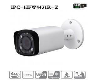 DaHua IPC-HFW4431R-Z 4MP Nacht Kamera 80m IR mit 2,7 ~ 12mm VF objektiv Motorisierte Zoom Autofokus Kugel IP Kamera CCTV Sicherheit POE