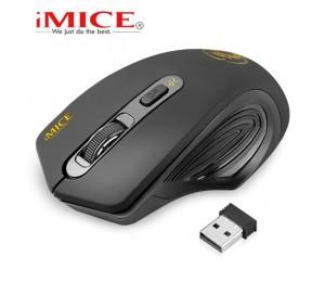 Imice USB Drahtlose maus 2000 DPI Einstellbar USB 3.0 Empfänger 2,4 GHz Ergonomische Mäuse Für Laptop PC Maus