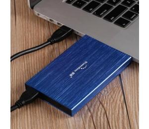 """Blueendless Externe Festplatte 2,5"""" 60GB/80GB/120GB/160GB/250GB/320GB/500GB/750GB/1TB/2TB HHD"""