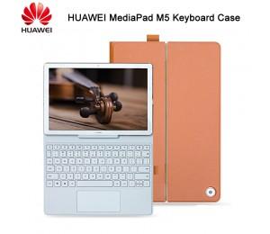 "Original Huawei Mediapad M5 Tastatur Fall Stehen Flip Leder Fall für M5 10,8 ""M5 Pro 10,8 zoll Tablet Fall"