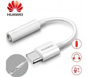 HUAWEI USB Typ C Zu 3,5mm Kopfhörer Jack Aux Audio Kabel Adapter Kopfhörer