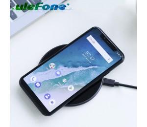 Ulefone UF002 Drahtlose Ladegerät 10W 5 V/9 V 2A Ausgang Für iPhone Xs Max Für Samsung schnelle Ladegerät Qi wireless charge