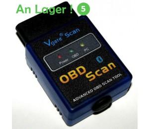 ELM327 v1.5 Bluetooth Mini Small Interface OBD2 Scanner Adapter ODB scan tool