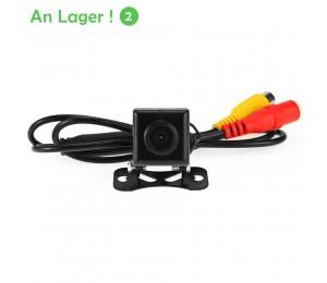 Auto-Rückfahrkamera 170 Wide Degree Universal-Fahrzeug-Rückfahrkamera Auto-Backup-Parkkamera Monitor Nachtsicht