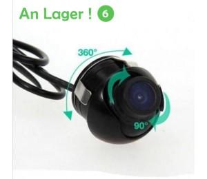 360 grad Wasserdichte Rückfahrkamera