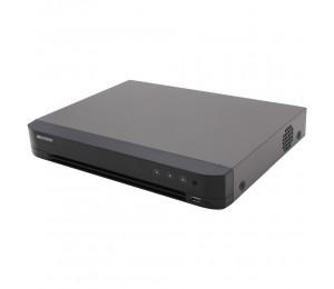 HIKVISION  4ch/8ch DVR DS-7204/08HUHI-K1 5 IN 1 AHD CVI TVI CVBS IP 8MP Sicherheit DVR für Analog Kamera