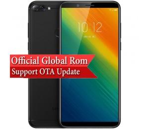 Lenovo K5 Note 2018 Android 8.0 Qualcomm SDM450 Snapdragon 450 Octa-core 1.8 GHz Cortex-A53 6.0-inch FHD screen Smartphone 4GB+64GB