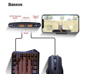 Baseus Game USB Bluetooth Adapter (Genießen Sie das Handyspiel mit Maus und Tastatur) für Smartphones