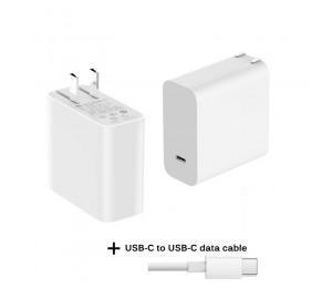 Original Xiaomi USB-C 65W Schnell Ladegerät Ausgang Typ C Port USB PD 2,0 QC 3,0 Power adapter