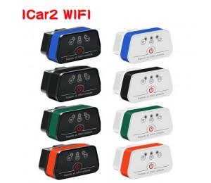 Vgate ICar2 Mini WiFi Code Reader Car Diagnostic Scanner Scan Tool ELM327 OBD2