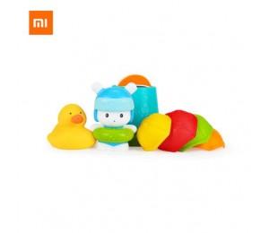 NEUE 6 stücke Xiaomi Mijia Mitu Hape Glückliches Spiel Set Farbe Baby shower Toy set umweltschutz Mode cartoon Mehrere gameplay