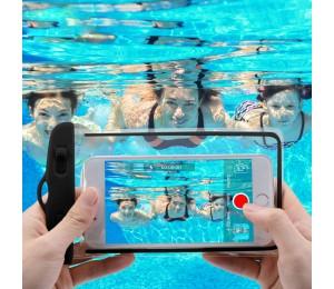 Wasserdichter Handy-Fall für iPhone X 8 7 Samsung Huawei Xiaomi Fälle für wasserdichtes Telefon Coque