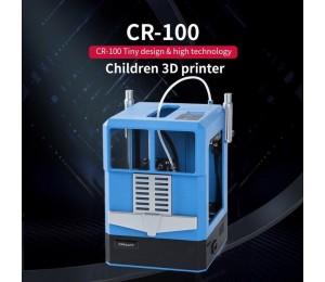 CR-100 3D Drucker 100x100x80mm Kinder Verwenden Komplette Maschine