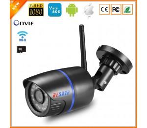 BESDER Yoosee IP Kamera Wifi 1080P 960P 720P ONVIF Drahtlose Verdrahtete P2P CCTV Kugel Außen Kamera
