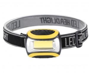 Mini COB LED Scheinwerfer 4 Modi Wasserdicht Scheinwerfer Kopf Taschenlampe