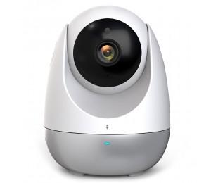 360 D706 Nacht Vision 2-Weg Audio Bewegung Warnt Auto Patrol Tracking 1080 P HD PTZ Wireless smart IP Kamera