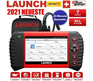 2021 Launch CRP Touch Pro Elite KFZ Diagnosegerät Auto OBD2 Scanner ALLE System
