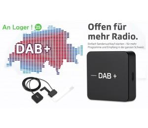 DAB + Digitale Radio-Tuner für Android 7.1, 8.0,9.0 und Android 10.0 Auto Stereo Auto Radio Player
