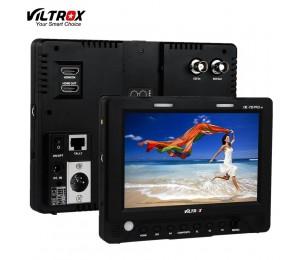 Viltrox DC-70PRO Kamera Video Monitor Display 4K IPS HD SDI/HDMI/AV 7'' 1920x1200 Pixel für Canon Nikon Sony DSLR Kamera